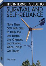You could spend weeks online and not come up with half of the proven techniques and fascinating examples of the do-it-yourself life that are found in this innovative guide. The aim of this book is to wade through the chaos of the Internet and pinpoint those resources that are the absolute best in the areas of survivalism and self-reliance. Besides describing the highlights and unique features of each site, the author has created a special Web site that links to each one.