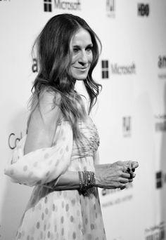 Sarah Jessica Parker Photos - amfAR Inspiration Gala New York 2014 - Alternative Views - Zimbio