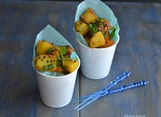 EasY CooK: Chaat style Potato