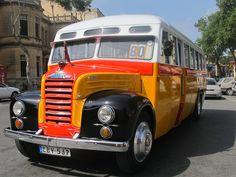 Ford Thames - Malta.#jorgenca