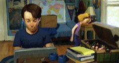 Toy Story 3 - Dice Tsutsumi
