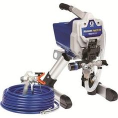 Graco Magnum Electric Stationary Airless Paint Sprayer at Lowe's. Revolutionize your workday with the Graco Pro Series sprayers. Property maintenance pros, remodelers or general contractors work smarter and faster with