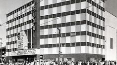 """""""This building is flavour of the week at the moment, ABC Cinema, Blackpool. Retro Pictures, Old Pictures, Abc Cinema, Butlins Holidays, Blackpool England, Great Places, Manchester, Seaside, Past"""
