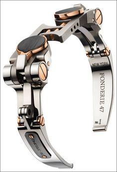 Fonderie 47 Luxury Cufflinks - Accessories - Men - Fashion