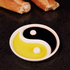 cumbuca de porcelana zen