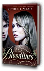 Bloodlines by Richelle Mead. She wrote the Vampire Academy Series and this is the spinoff, she is phenomenal at character development, and it makes you feel like the characters are people you know.