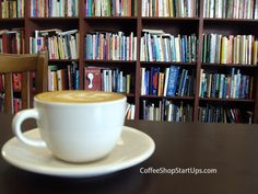 how to start a coffee shop bookstore, how to open a coffee shop book store