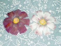 Gumpaste Cosmos Flowers by GumpasteGarden on Etsy, $10.00