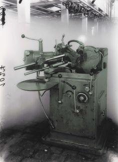 THOMAS RUFF, Untitled from Machine Series