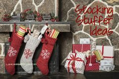 12 Days of Christmas: Stocking Stuffers