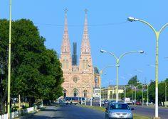 https://flic.kr/p/4M7GFu | Basilica Nuestra Señora de Luján | Entrada a la Ciudad de Luján_Buenos Aires_Argentina