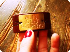 Alis Volat Propriis  She Flies With Her Own Wings  LoneCrow.Etsy.com