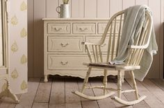 Welcome to Laura Ashley where you can shop online for exclusive home furnishings and womenswear_EN Laura Ashley Bedroom, Laura Ashley Usa, Cream Bedding, Modern Country Style, Cozy House, Rocking Chair, Home Furnishings, Home Improvement, Nursery