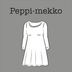 Free PDF pattern by Kangaskapina. Sewing Hacks, Sewing Tutorials, Sewing Patterns, Sewing Tips, Sewing Ideas, Diy Clothes, Types Of Shirts, Free Pattern, Couture