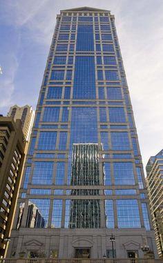 Skyscrapers, Chicago, Photo Roberto Portolese