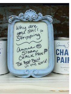 Come back to when I am ready to paint all the stained furniture in my house!!! How to's for painting with Anne Sloan Chalk paint!! Please enjoy this repin! from purple painted lady