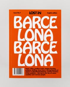 LOST iN Barcelona City Guide: Barcelona is a city characterised by long lunches, siestas, late dinners and even later drinks. This tranquil lifestyle has led to the evolution of a thriving creative community. Barcelona has arich cultural history, from Gaudi to Picasso, and its art, fashion, music and food scenes are all deeply rooted in thisheritage. It is this that makes the Catalan capital so unique. LOST iN explores the cities narrow streets and pristine beaches to bring you the true…