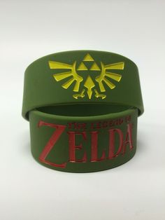 1x Zelda Bracelet LIMITED EDITION LIMITED QUANTITY NEVER TO BE REPRODUCED AGAIN!