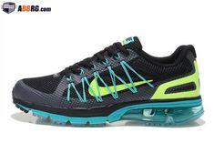 separation shoes 2b8f8 ad106 New Air Max 2020 Semi-palm Cushion Mens Running Shoes Black Green  1801 -AIRMAX20M-6  -  89.00