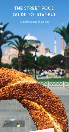 Street foods to try in Istanbul