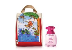 Presente com perfume para as mocinhas e exclusiva lancheira prática. - Shop Nature