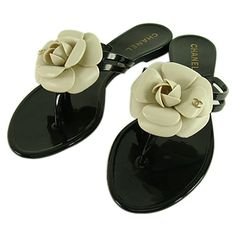 31aaf54847d2 Chanel flip flops Chanel Slippers