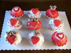 Cupcakes Valentine's Day  Cupcakes São Valentim
