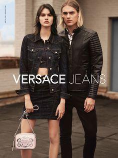 Nová kolekce Versace Jeans Jaro-Léto 2015 je inspirována hlavním městem  zábavy – Las Vegas 0b298cdccbc