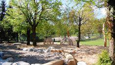 Migros Park im Grüene Rüschlikon Zürich - Home Park, Activities For Kids, Outdoor Decor, Plants, Czech Recipes, Parks, Planters, Kid Activities, Plant