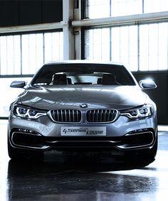 BMW 4 SeriesCoupé Concept