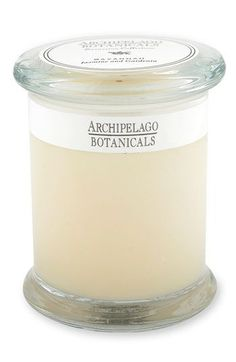 Smell this.  Archipelago Botanicals 'Excursion' Glass Jar Candle in Savannah