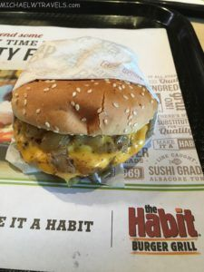 I Won't Be Making A Habit Of Dining At The Habit Burger Grill