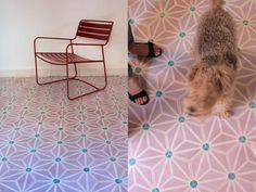 popham design :: cement tiles :: handmade in morocco X 23, Downstairs Loo, Encaustic Tile, Girl House, Tile Floor, Print Patterns, Photos, Kids Rugs, Flooring