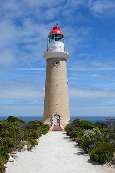 Lighthouse at Flinders Chase, Kangaroo Island, Australia