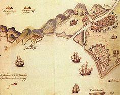 Nueva España y sus relaciones con el mundo: El comercio con Perú  y Asia.