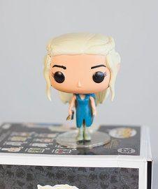 Vinyl Pop Daenerys (GOT)