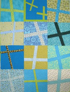modern quilts | Projects for St. Louis Modern Quilt Guild | Marsha Bray, Quilt Dabbler