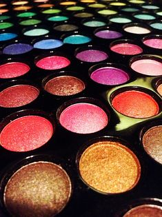 Beautiful Shimmer Eyeshadow To Append To Your Beauty 22