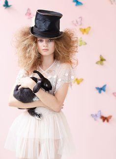 "Little Fashion | ""Down The Rabbit Hole"" 