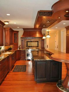 Your dream kitchen?