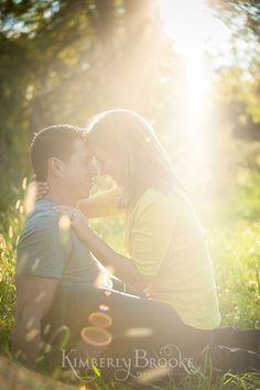 #sunflare Maryland country engagement #engagementphotos Kimberly Brooke Photography » Blog www.KimberlyBrooke.com