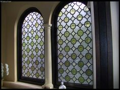 Stained Glass Window Panels | ... stained glass panels cabinets windows Custom design Stained Glass