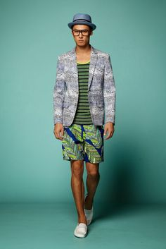 #Menswear #Trends Trina Turk Spring Summer 2015 Primavera Verano #Tendencias #Moda Hombre
