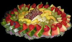 catered fruit bowls | Small (10-15 people) Large (20-25 people)
