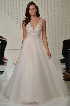 @watterswtoo Naomi gown | Watters Fall 2015 Wedding Dresses | Weddingbells