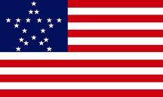[U.S. 20 Great Star flag]