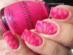 water marble from Luv My Lacquer