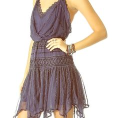 $250 NWT Free People Beaded Dress Size M NWT Size M No trades Price is firm Free People Dresses Mini