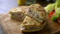 Jamie Oliver Tuna Melt Piadina recipe on Jamie Money Saving Meals Extra Portions