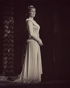 Julie Andrews in Camelot.